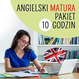 Angielski online do matury