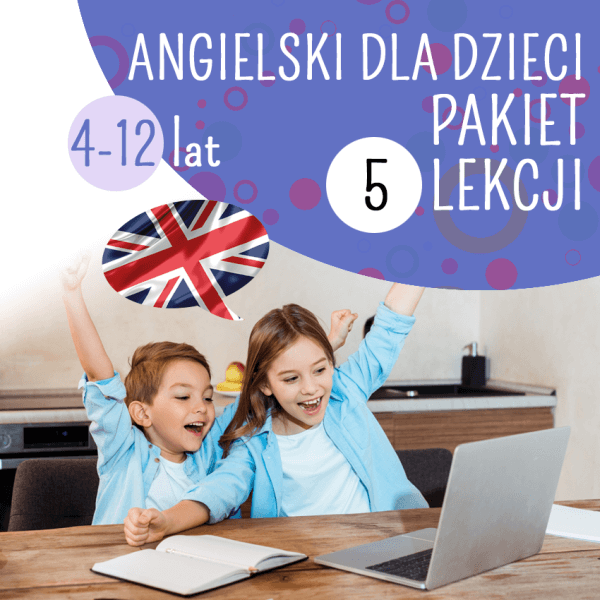 angielski online dla dzieci