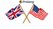 British or American English