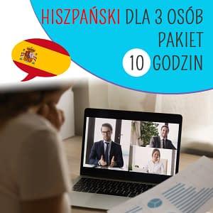 hiszpański online kursy językowe