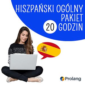 hiszpański online